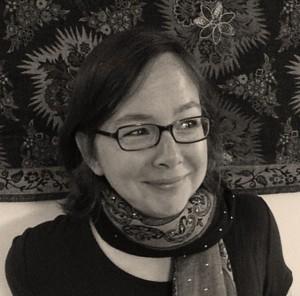 Author photo sepia